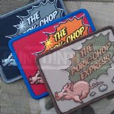 Mil-Spec Monkey Velcro Morale Patch Pork Chop Express